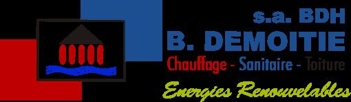 SA BDH – Barthélemy Demoitie - Chauffage - Sanitaire - Toiture